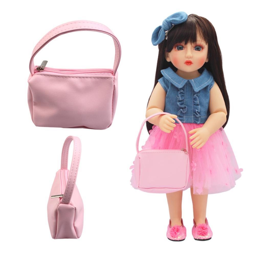 Fashion Dolls Handbag Mini Bag Dolls Accessories in Dolls from Toys Hobbies