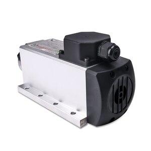 Image 5 - 1.5kw אוויר מקורר ציר מנוע 110V/220V כיכר אוויר קירור ציר כרסום ציר עבור CNC חריטה עץ נתב