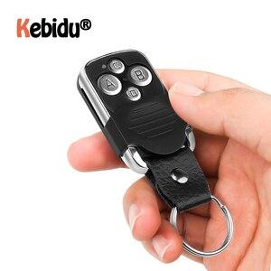 Image 1 - Télécommande 4 canaux 433mhz avec porte clés, pour TOP 432EV TOP 432NA TOP432NA 433.92 Mhz duplicateur porte de Garage copie