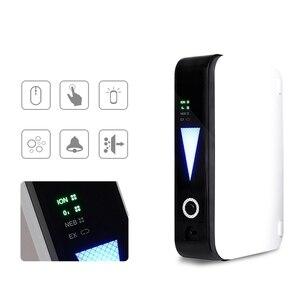 Image 5 - Portable Oxygen Machine Oxygen Concentrator 1L Flow With Nebulizer Ventilator Sleep Function Oxygen Generator Maker