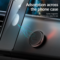 USAMS Magnetic Car Phone Holder for iPhone Samsung Xiaomi Huawei Magnet holder Air Vent Mount Cell Phone holder in car Supports stand