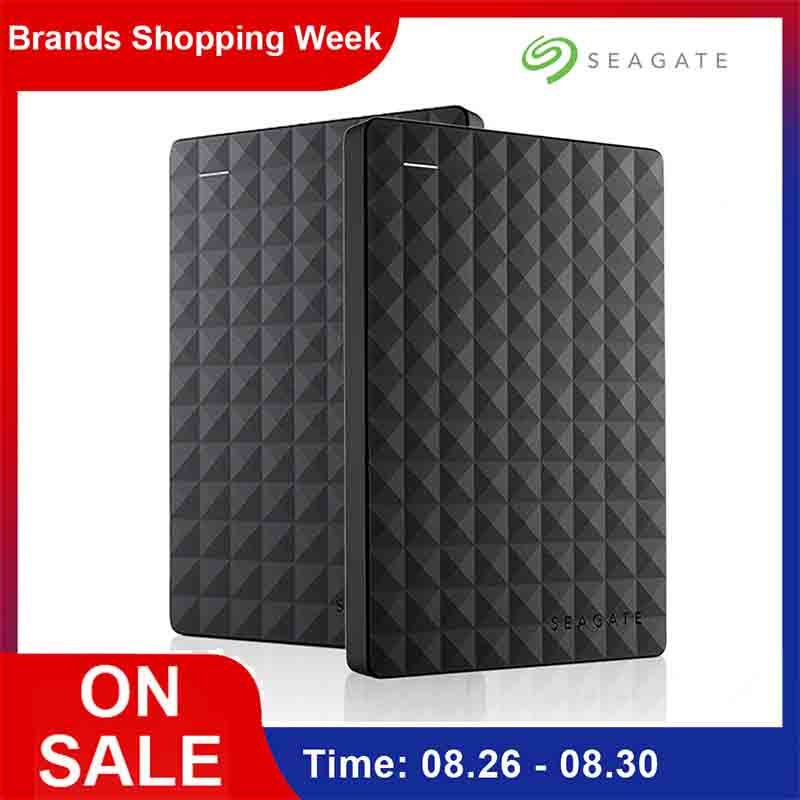Seagate HDD Drive-Disk LAPTOP External-Hdd 1TB/500GB USB3.0