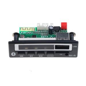 Image 5 - Tarjeta Wav con Bluetooth 5,0, Mp3 Wma descodificador, 5V, 12V, módulo de Audio inalámbrico, pantalla a Color, Usb, Tf, Radio Fm, para accesorios de coche