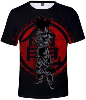 New Hot Anime 3D Printed T-shirt Men 2020 Summer Fashion Casual Cartoon T shirt O-Neck Brand Short Sleeve Tshirt  Tops Tees 1