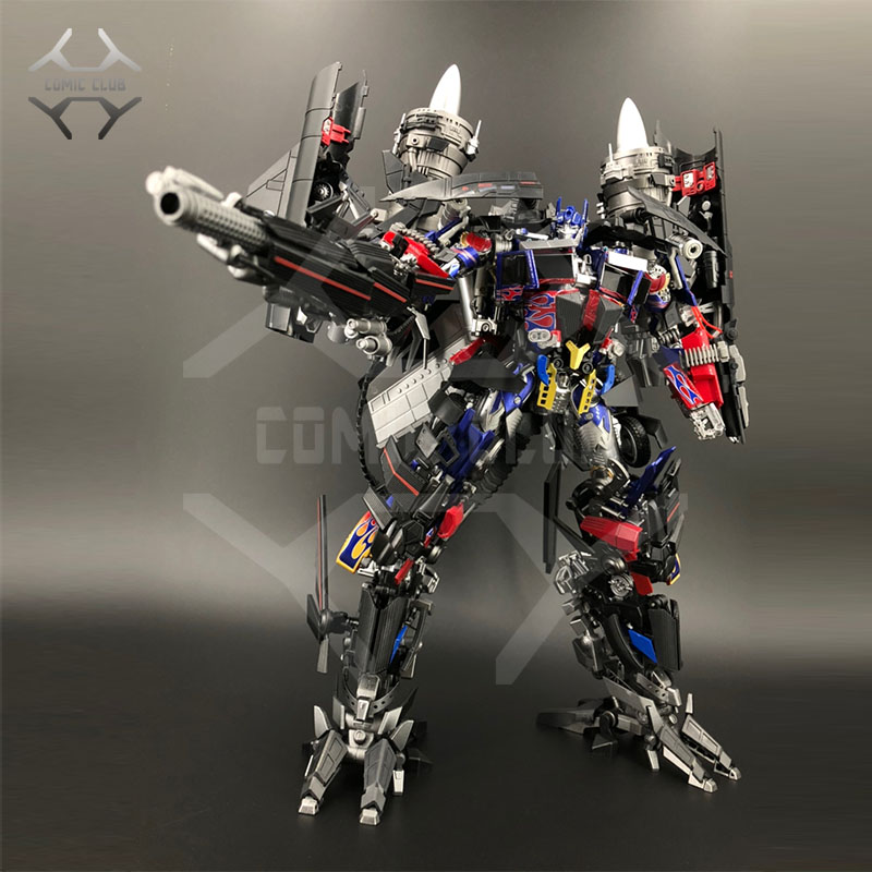 COMIC CLUB Transformation IRON WARRIOR IW Sky Fire Vest 2.0 MPM04 Ko LT02 Alloy Diecast Action Figure Robot Toy