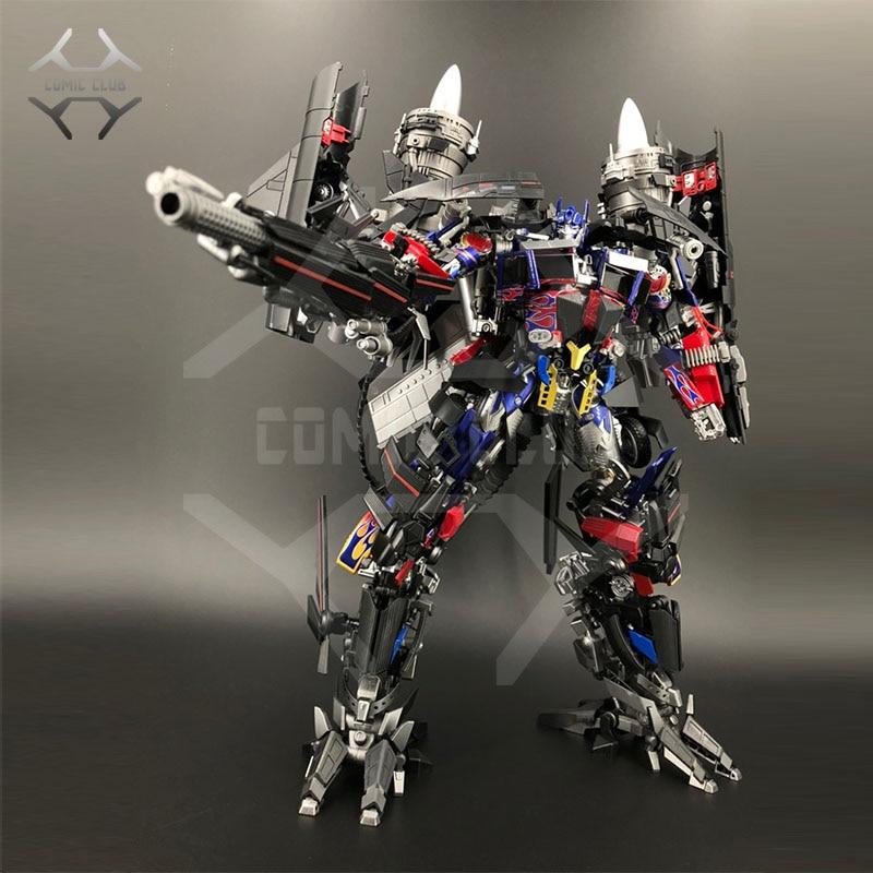 COMIC CLUB Transformation IRON WARRIOR IW Sky Fire Vest 2.0 MPM04 Ko LT02 Alloy Diecast Action Figure Robot Toy