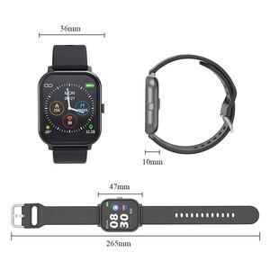 Image 5 - MKS5 Smart Watch Activity Fitness Pedometer Health Heart Rate Sleep Tracker ip67 Waterproof Sport watch for Men Women smartwatch