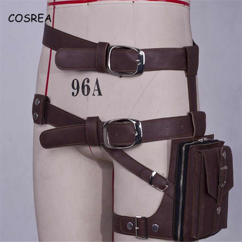 Pubg saco da cintura playerunknown bolsas de couro feminino presente chaveiro pubg adulto masculino cinto saco cosplay trajes
