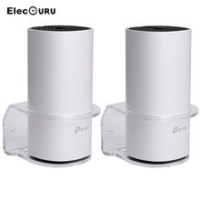 Soporte de pared transparente para tp link Deco, sistema de malla WiFi en casa, estante para enrutador acrílico, M4/E4/P9/S4