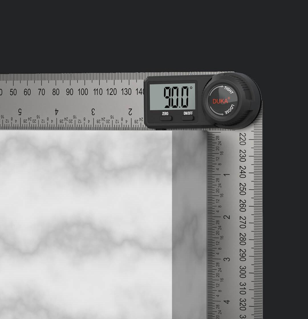 Regla de ángulo DUKA Xiaomi, una herramienta de gran utilidad