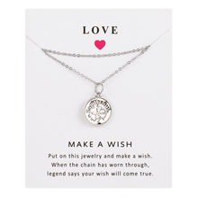 Sagittarius 12 Star Zodiac Signs Necklace Disc Necklaces Women Men Party Birthday Gift 1pcs(China)