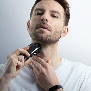 Image 2 - ENCHEN BlackStone3 Elektrische Rasierer rasierer 3D Smart Rasierer rasierer USB Lade IPX7 Wasserdicht 3 Kopf LCD Display für Männer Männlich