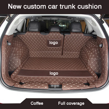 HLFNTF New custom car trunk cushion for honda accord 2003 2007 civic crv 2008 cr v jazz fit city 2008 car accessories
