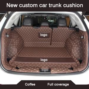 Image 1 - HLFNTF New custom car trunk cushion for honda accord 2003 2007 civic crv 2008 cr v jazz fit city 2008 car accessories