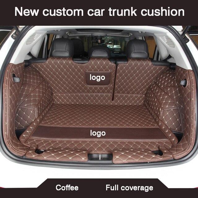HLFNTF New custom car trunk cushion for honda accord 2003 2007 civic crv 2008 cr v jazz fit city 2008 car accessories
