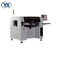 Great Mounting Capacity electronics production machinery SMT660 PCB machine with servo motor