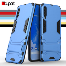 Thouport Armor Case For Samsung Galaxy A70 SM-A705F PC+ Soft Silicone TPU Back Cover Cases A 70 2019 Shockproof