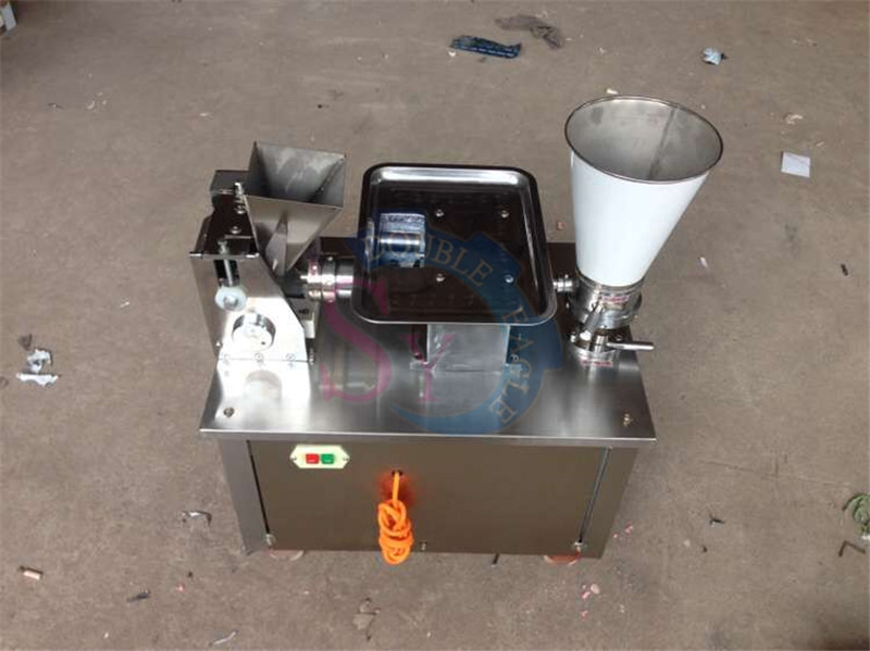 H1fe319cfa54945b3bc0e84ba61ebb119n - SYJ-80 Automatic business small samosa maker dumpling making machine/empanada maker frozen gyoza forming machine