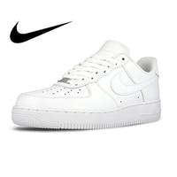 Original Authentic Nike AIR FORCE 1 AF1 Men's Skateboard Shoes Sneakers Sports Outdoor Lightweight Durable Designer 315122 111