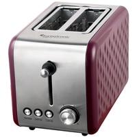 2 Slice Mini Batterij Aangedreven Broodrooster/Portable Hamburger Broodje Broodrooster Oven