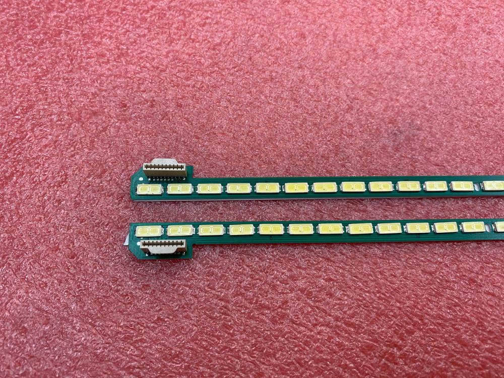 2 шт. светодиодный подсветка полосы для LG 6922L-0127A 55PUS7809 55LM7600 55UB850V 55UB8200 55UB8500 55UB830V 55UB8250 55UB820V 55UF695V