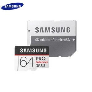 Image 3 - New SAMSUNG Memory Card Micro SD Card PRO Endurance 100MB/s 128GB 64GB 32GB SDXC SDHC Class 10 TF Card UHS I Trans Flash Card