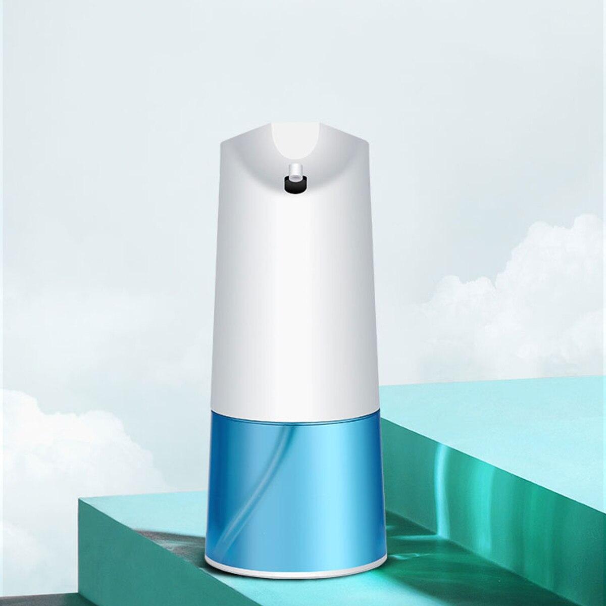 Image 5 - Xiaowei X4 Intelligent Soap Dispenser Automatic Induction Foaming Liquid Shampoo Container PIR Infrared Sensor Hand WashingLiquid Soap Dispensers   -
