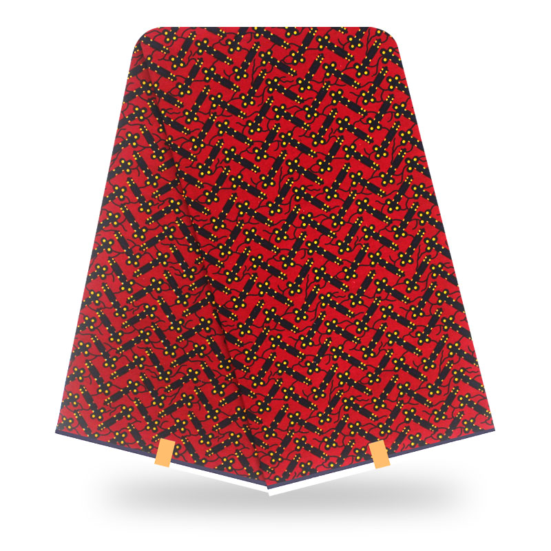 Veritable Veritable Wax Guaranteed Real Dutch Wax 6yard/lot 2020 New Veritable High Quality African Ankara Fabric