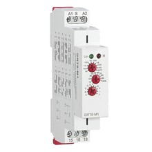 AABB-16A Multifunction Timer Relay with 10 Function Choices Time Relay(China)