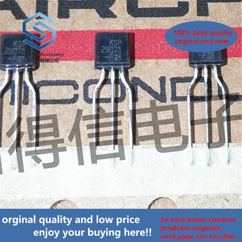 50pcs 100% Orginal New KA2907A 2N2907A To-92 PNP Switching Transistors Real Photo