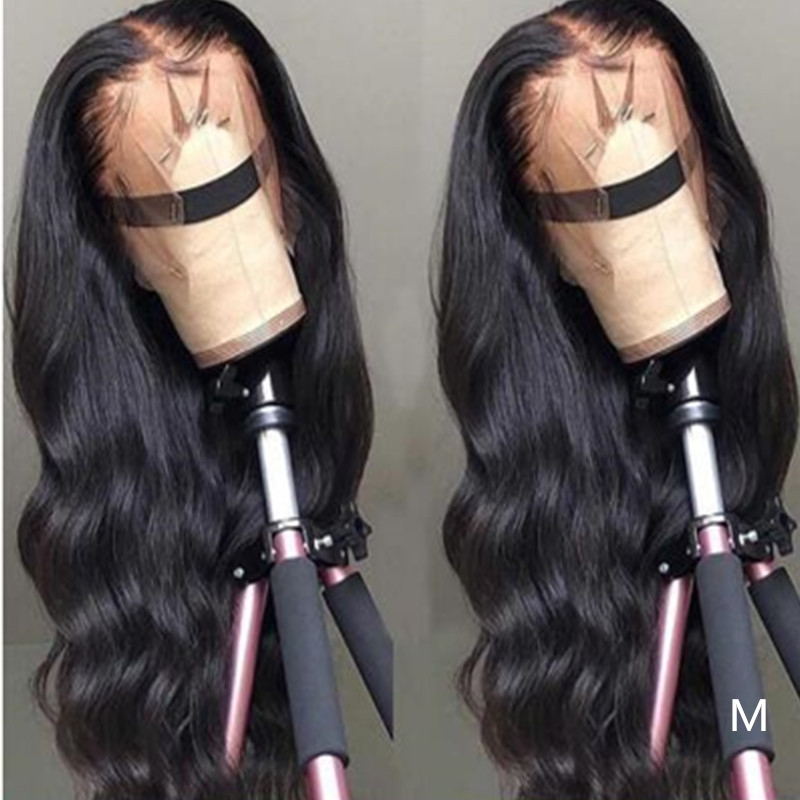 Karizma 13x4 Lace Frontal Wigs 150% Brazilian Body Wave Long Lace Front Human Hair Wigs Pre Plucked For Black Women Remy Hair