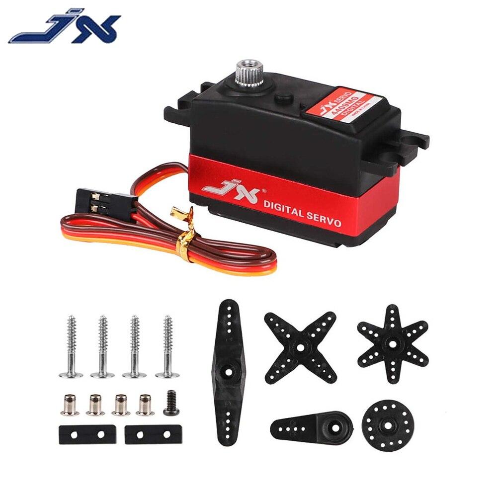 JX Servo PDI-4409MG 9KG court Servo numérique Standard Servo 1/8 1/10 RC voiture profil bas métal engrenage 3racing 3R SAKURA D4
