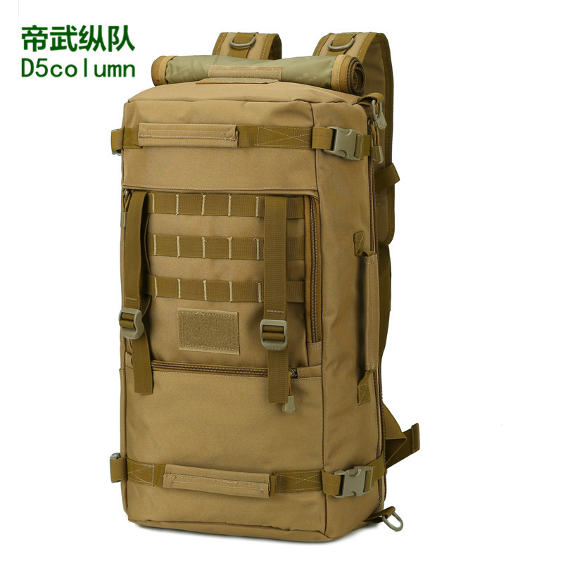 50-Liter Multi-functional Backpack Outdoor Travel Large Capacity Luggage New Style Casual Sports Backpack
