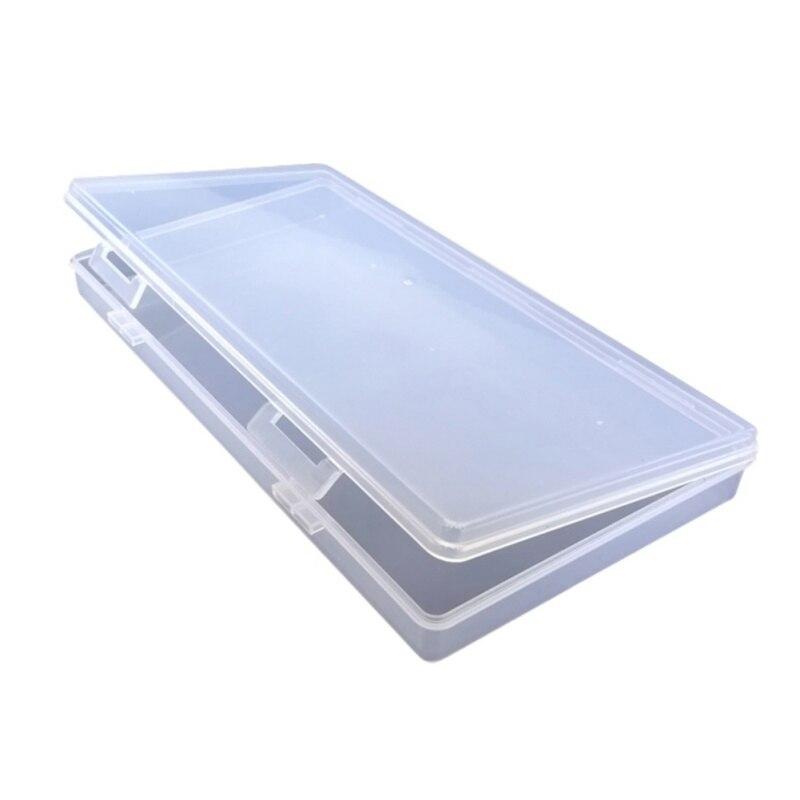 Portable Dustproof Mask Case Disposable Face Masks Container Disposable Mask Storage Box Storage Organizer