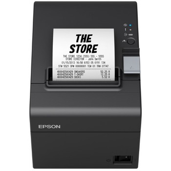 Thermal Printer Epson TM-T20III 250 mm/s 203 ppp Black 1