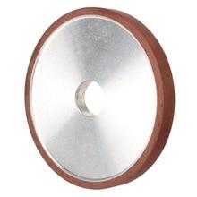Wear-Resistant Diamond Grinding Wheel Cup 100Mm 180 Grit Cutter Grinder for Saw Blades Carbide Metal Polishing стоимость