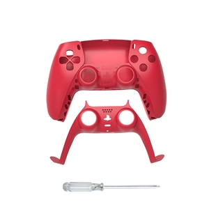 Image 5 - 8 Colors Gamepad Replacement Shell Parts for PS5 Controller Handle DIY Modified Hard Shell For  PlayStation 5 Controller