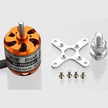 Brushless-Motor D3542 DYS 1450KV 1000KV Aircraft Helicopters Multi-Axis Fixed-Wing And