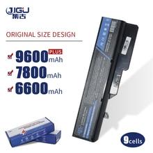 Аккумулятор JIGU для Lenovo IdeaPad G575G G770 G780 V360A V370 V370A V370G V370P V470 V570 Z370 Z460 Z460A