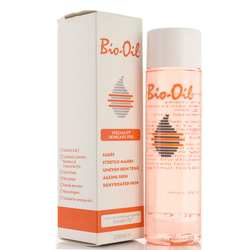 10pcs 100% Bio Oil Skin Care Ance Stretch Marks Remover Cream Remove Body Stretch Marks Uneven Skin Tone Purcellin Oil