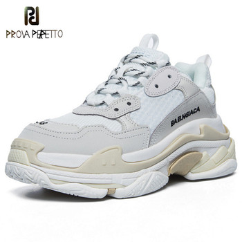 2020 Woman Vulcanize Shoes Celebrity Chunky Sneakers Women Trendy Dad Sneakers Mesh Platform Shoes Mujer Vulcanizar Los Zapatos