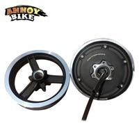 10 inch TX Motor Electric Scooter Kit Hub Motor Wheel With Front Wheel 36V48V LY Motor Electric Scooter Conversion Kit