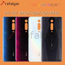 Funda trasera para Xiaomi Mi 9T, carcasa de cristal para la puerta trasera de la carcasa, Original, nueva