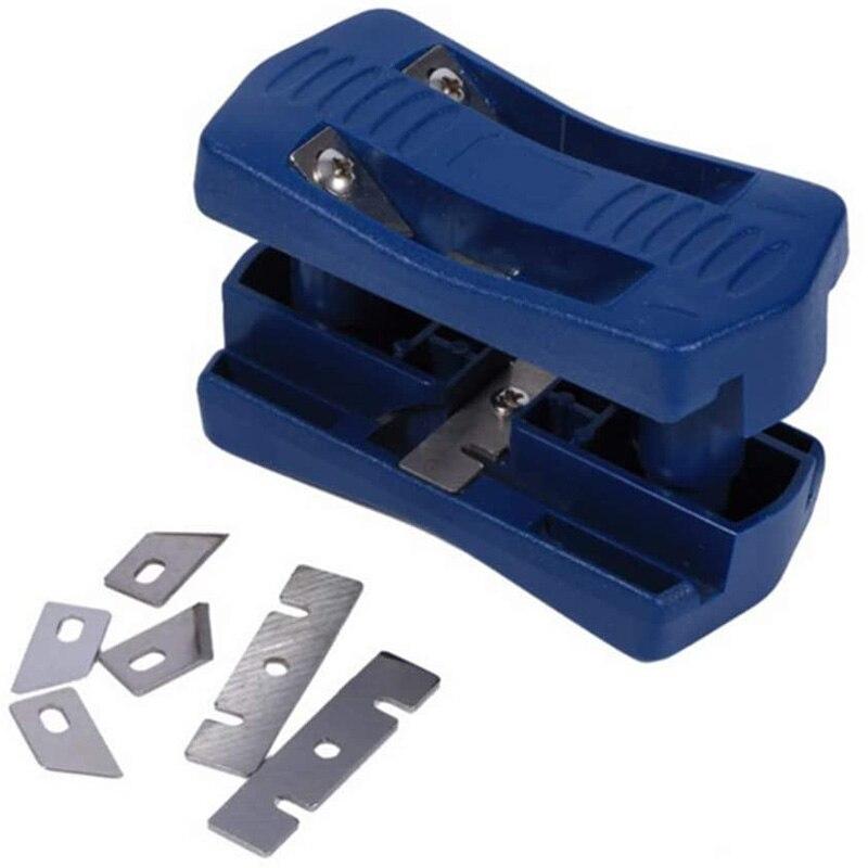 Veneer Edge Trimmer, Edge Banding Cutter Wood Manual Edge Banding Machine Trimming Woodworking Tool