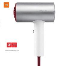 Nouveau Xiaomi Mijia Soocas H3S Anion sèche cheveux en alliage daluminium corps 1800W sortie dair Anti chaud innovant détournement conception