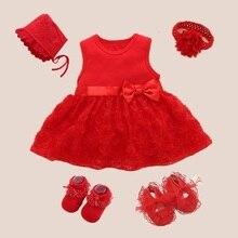 Платье и Одежда для новорожденных девочек, вечерние платья для девочек 1 год, Одежда для новорожденных девочек 0, 3, 6, 9 месяцев