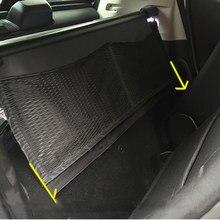Pegatina de Velcro para puerta trasera de coche, accesorios de Interior, para Smart 453 fortwo forfour