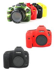 Cover Skin Dslr-Camera Body-Case 750D Mark-Iii 4000D 800D Silicone 200D Canon Eos T100