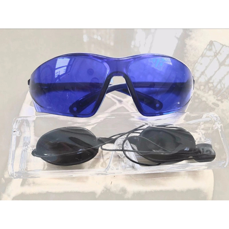 Protection Goggles Nanometer Laser Glasses Light For Hair Removal/Beauty Equipment1064