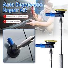 PDR Werkzeuge Auto Paintless Dent Removal Tool Kit Dent Reparatur Puller Kit Rutsche Reverse Hammer Kleber Tabs Saugnäpfe Für hagel Schaden